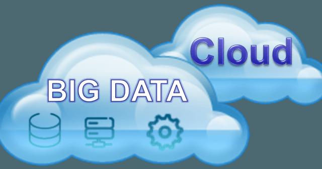 Điểm giao của Điện toán đám mây và Dữ liệu lớn