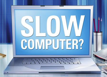 Tại sao máy tính xách tay chạy chậm hơn bình thường hoặc bị khóa?