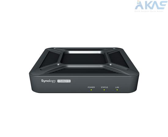 Surveillance Station VS960HD | VGA X 1, HDMI X 1 | 1080p 60Hz