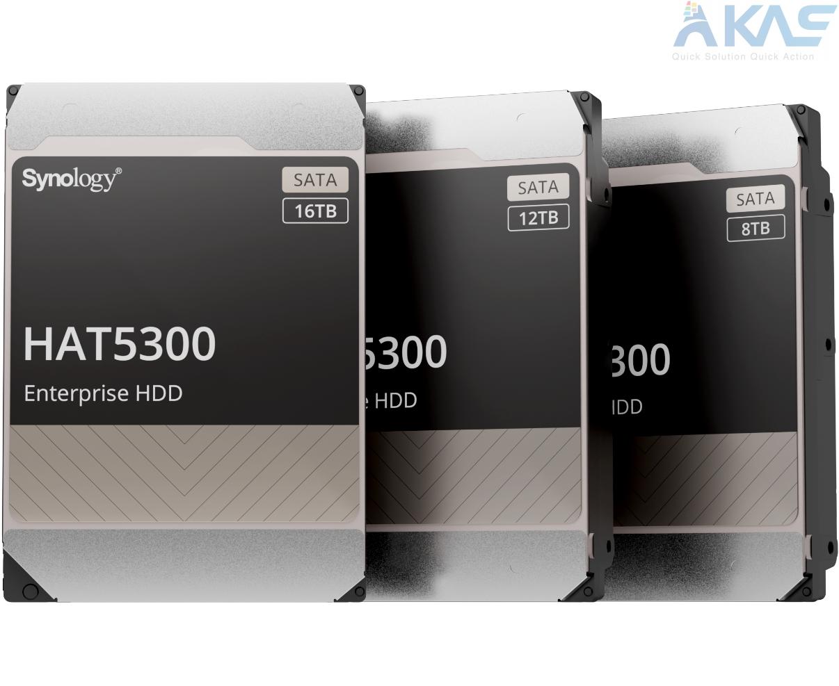 Synology HDD HAT5300 | 12TB | SATA 6 Gb/s | 3.5″ | BH 5 năm