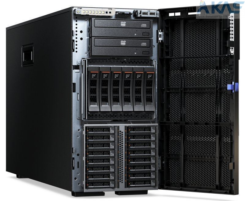 Lenovo IBM System X3500 M5 | E5-2620v4 | RAM 8GB | CPU 2.2 GHz