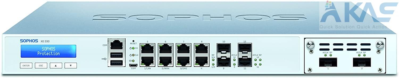 Sophos | XG33TCHUS | XG 330 Security Appliance – US Power Cord