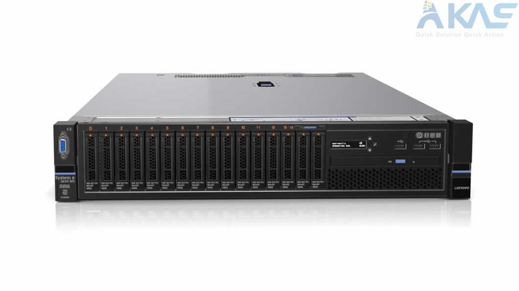 Lenovo IBM System X3650 M5 | E5-2609v4 | RAM 16GB | CPU 1.7GHz