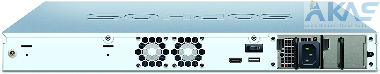 Sophos | XG43T2HUS | XG 430 rev. 2 Security Appliance – US Power Cord