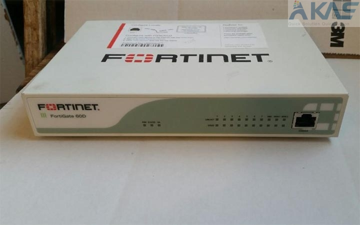 Fortinet | FortiGate 60D Series