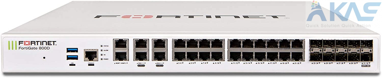 Fortinet | FortiGate-800D | FG-800D-BDL-950-12