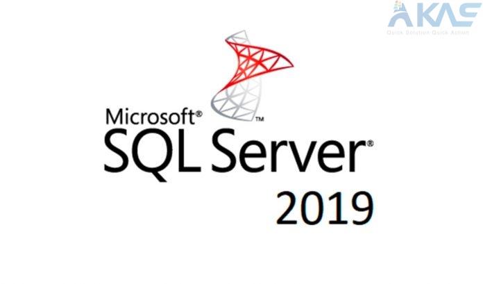 SQL Server 2019 Express