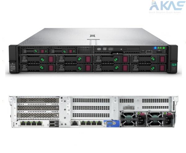 HPE PROLIANT DL380 GEN10 12LFF | CPU 3.6GHz | RAM 128GB