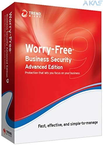 Trend Micro Worry-Free Business Security Advanced | 10PC