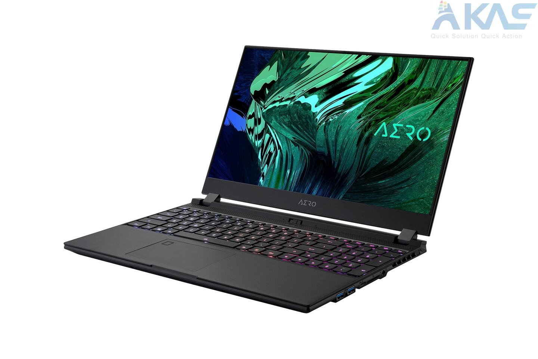 Laptop Gigabyte AERO 15 OLED KD (72S1623GH) | NVIDIA GeForce RTX 3060 6GB GDDR6